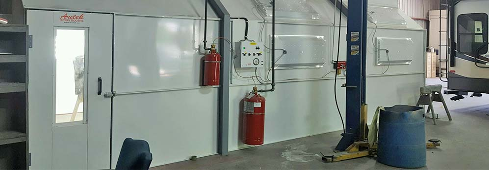 Autek-Heated-Semi-Down-Draft-Paint-Spray-Booth